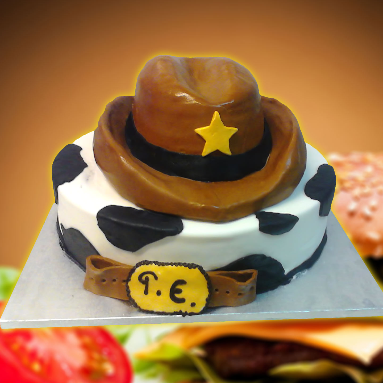 CowBoy Hat (Το καπέλο του Καουμπόϊ)